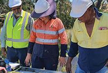 Aboriginal Employment BORR